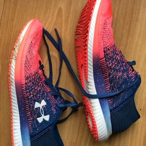 Under Armour sneakers size 8